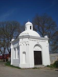 Židovský hřbitov v Podivíně