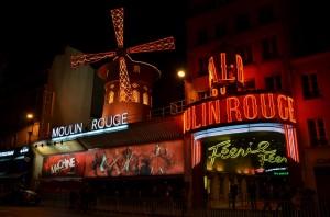 Legenda Moulin Rouge