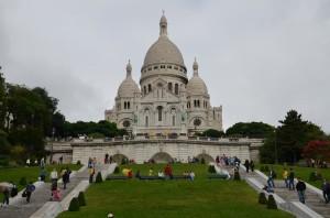 Rozloučení s Paříží