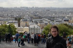 Paříž jako na dlani