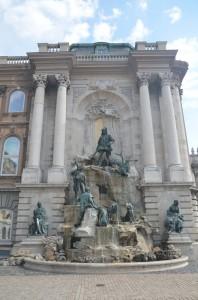 Matyášova fontána