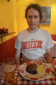 Gastronebe v Hungarikum Bisztró