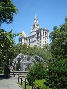 Newyorská radnice