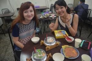 Prvotní rozpaky z asijské kuchyně