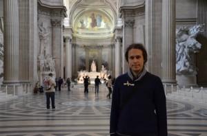 Péťa a Pantheon