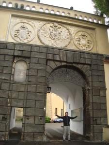 Póóóděbradská brána :D