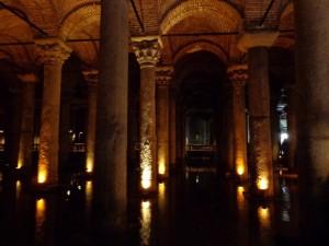 Vodní nádrž baziliky
