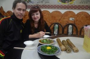 """Nejlepší """"zvěřina"""" a bambusová rýže"""