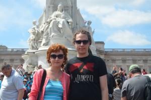 My a královna Viktorie