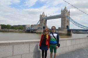 Tower Bridge a my