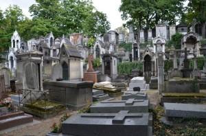 Hřbitov v Montmartru