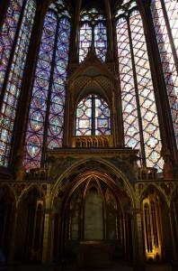 Horní kaple