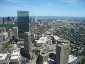Boston - město mrakodrapů a zeleně