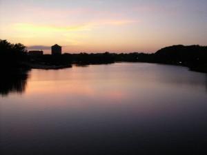 Podvečer u Charles River