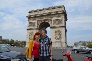 Vzhůru na Champs Elysée