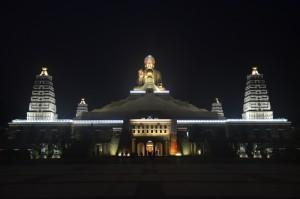 Foguangshan po setmění