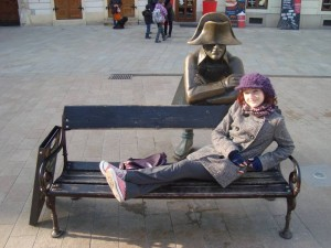 Lehárko na Hlavním náměstí