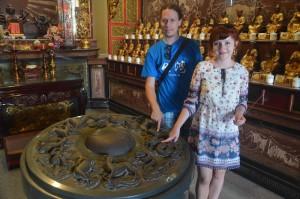 Naše znamení čínského zvěrokruhu :)
