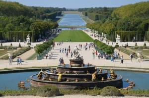 Zámecký park v celé své kráse
