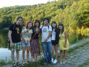 A jedna skupinová :-)