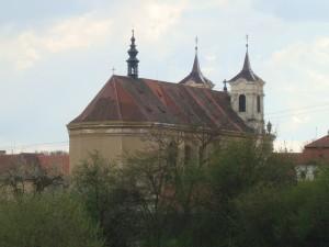 Chrám sv. Petra a Pavla v Rajhradě