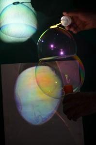 Bublinové divadlo